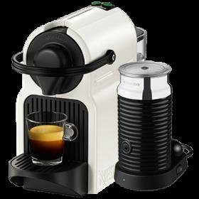 krups inissia nespresso bundle white coffee machine aeroccino. Black Bedroom Furniture Sets. Home Design Ideas