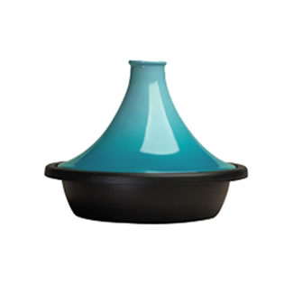 Le Creuset Cast Iron Tagine*2 - Teal