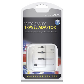 Go Travel Worldwide Travel Adaptor