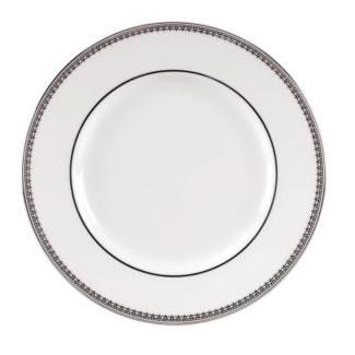 Vera Wang Lace Platinum Plate 27CM