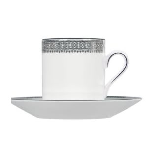 Vera Wang Lace Platinum Coffee Cup