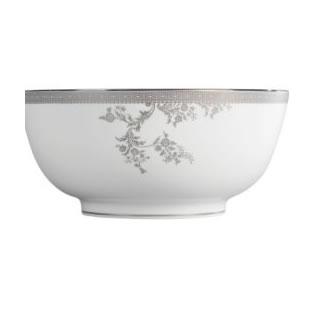 Vera Wang Lace Platinum Salad Bowl 25CM