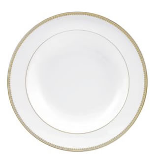 Vera Wang Lace Gold Soup Plate 23CM