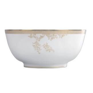 Vera Wang Lace Gold Salad Bowl 25CM