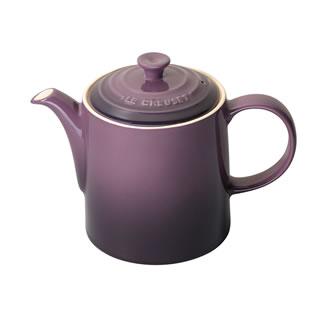 New Le Creuset Grand Teapot - Cassis