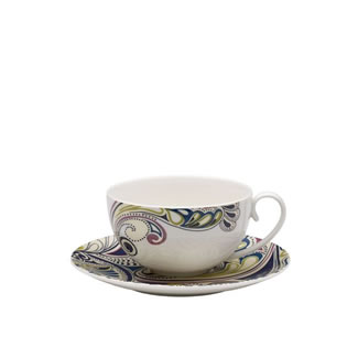 Denby Monsoon Cosmic Teacup