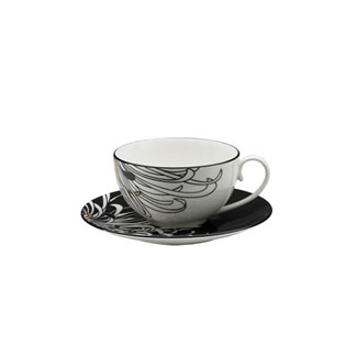 Denby Monsoon Chrysanthemum Teacup