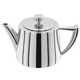 Stellar Art Deco Traditional Teapot - 0.9L/31oz