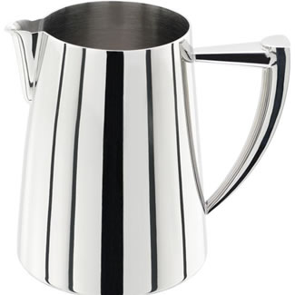 Stellar Art Deco Milk Jug - 0.6L/21oz