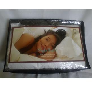 Sleep Well Live Well Nightflight Duck Pillow Pair