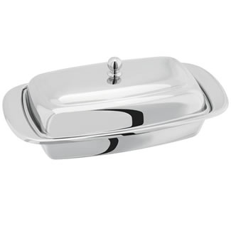 Stellar Butter Dish with Lid