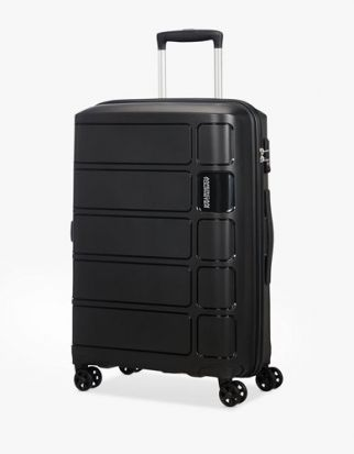 American Tourister Summer Splash Spinner 77cm Case Black