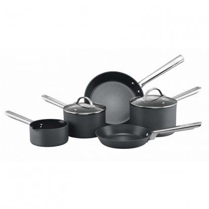 Anolon Professional 5 Piece Saucepan Set