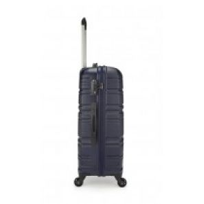 Antler Saturn Medium Spinner Suitcase - Navy