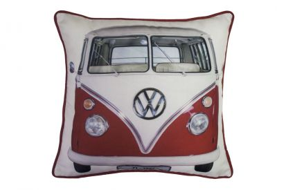 Ashley Wilde Volkswagon On Tour Retro Van Cushion 43x43cm