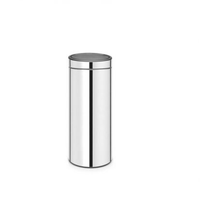 Brabantia 30L Touch Bin Brilliant Steel