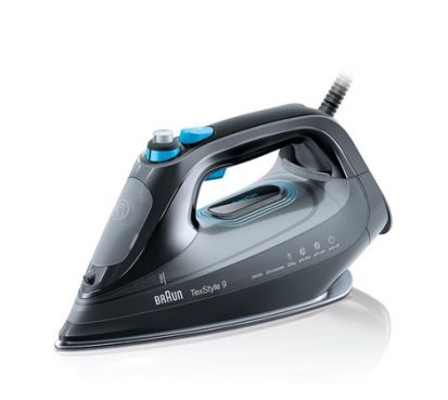 Braun TexStyle 9 Steam Iron SI9188