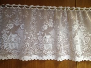 Cafe Net Curtains TT689 24