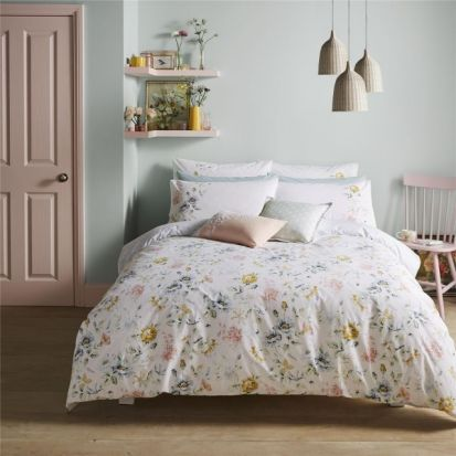 Cath Kidston Pembroke Rose Duvet Cover Set - Single