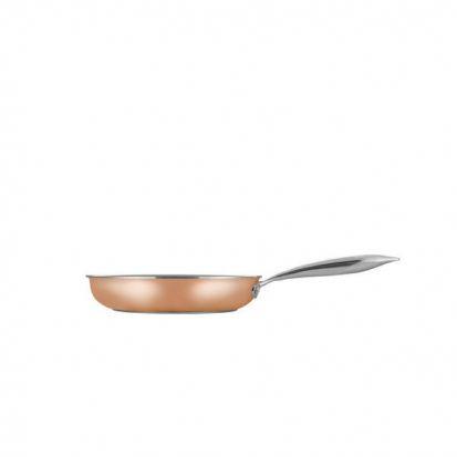 Chefs Companion Copper 24cm Frypan