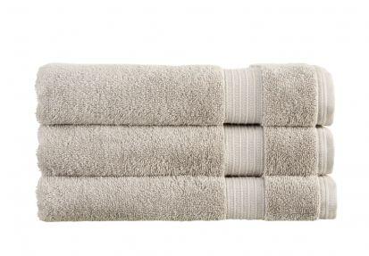 Christy Sanctuary Silver Hand Towel