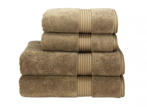 Christy Supreme Hygro Bath Sheet - Mocha