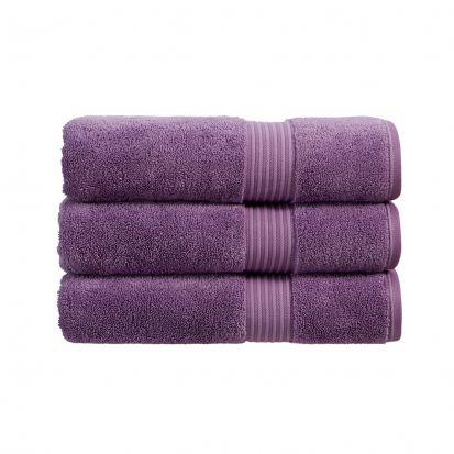 Christy Supreme Hygro Bath Sheet - Orchid
