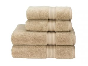 Christy Supreme Hygro Hand Towel - Stone