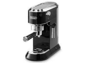 Delonghi Dedica Black Pump Coffee Machine EC680.R