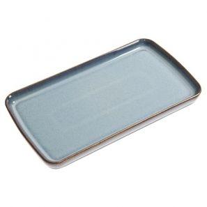 Denby Azure Rectangular Plate