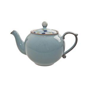 Denby Heritage Pavillion Accent Teapot