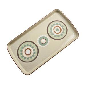 Denby Heritage Veranda Accent Rectangular Plate
