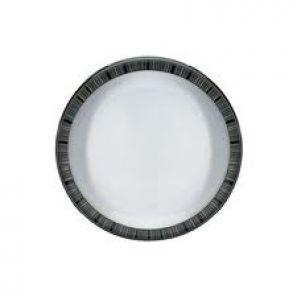 Denby Jet Stripes Dessert / Salad Plate