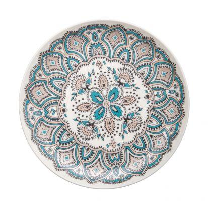 Denby Mandala Medium Plate