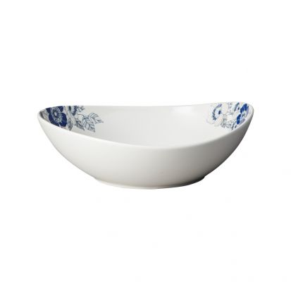Denby Monsoon Fleur Large Serving Bowl