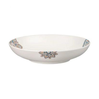 Denby Monsoon Mandala Pasta Bowl