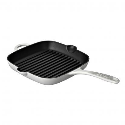 Denby Natural Canvas Cast Iron 25cm Griddle Pan