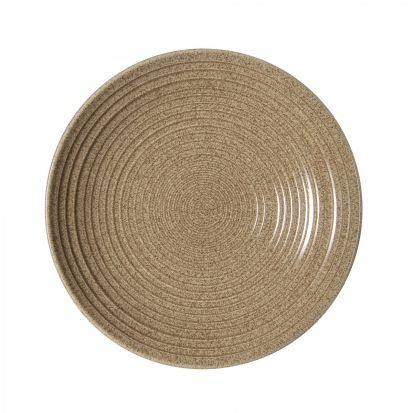 Denby Studio Craft Elm Medium Ridged Bowl