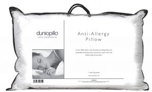 Dunlopillo Anti-Allergy Pillow
