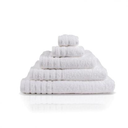 Elainer Elite Bath Towel - White