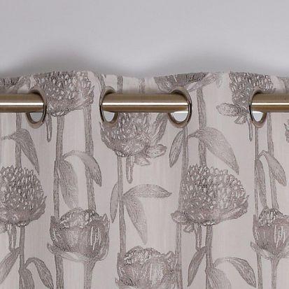 Floriana Readymade Interlined Eyelet Curtains 132