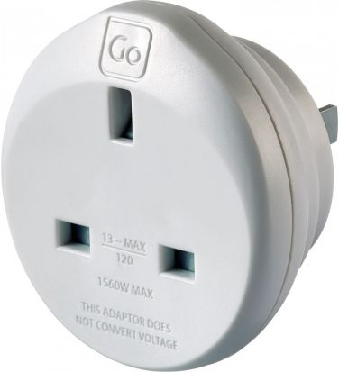 Go Travel UK - Americas Adaptor