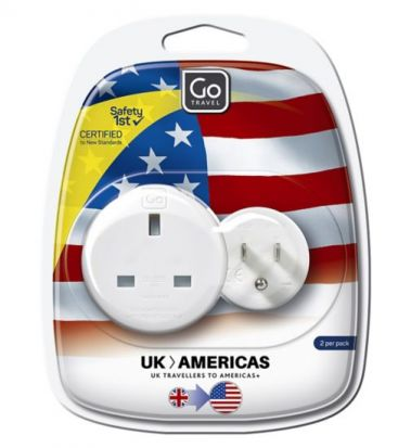 Go Travel UK - Americas Twin Pack
