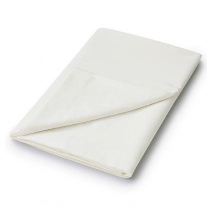 Helena Springfield Plain Dye Ivory Base Valance Sheet - Superking