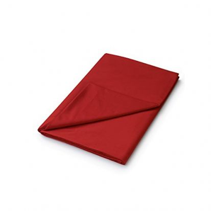 Helena Springfield Plain Dyed Red Standard Pillow Case