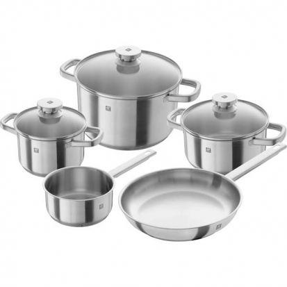 Henckels Zwilling Base 5 Piece Cookware Set