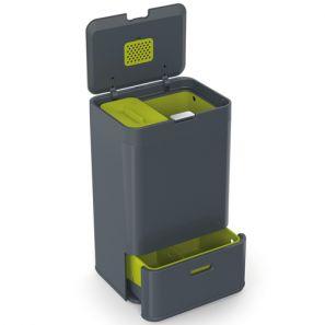 Joseph Joseph Totem 60L Intelligent Waste & Recycling Bin