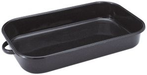 Judge Enamel Rectangular Roaster 32x19cm JS06