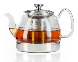 Judge Hob Top Glass Teapot 1.2L TC331