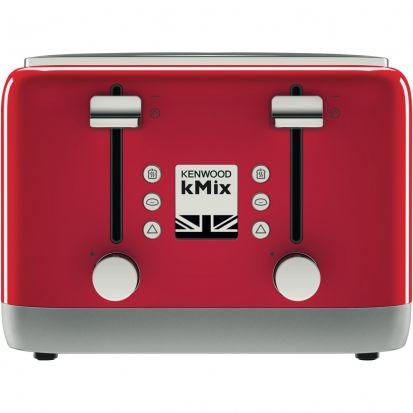 Kenwood kMix 4 slice Toaster Red
